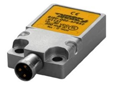 Turck Q08 proximity sensors feature extended sensing range for all metal types