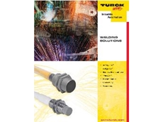 Turck announces Welding Solutions catalogue