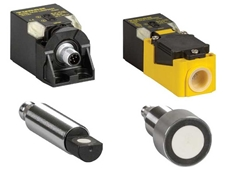 Turck's new ultrasonic sensors include various housing styles with multi¬ple feature sets to solve difficult applications