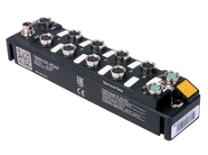 The slim TBEN-S modules from TURCK can be operated automatically in PROFINET, Modbus TCP or Ethernet/IP thanks to the multiprotocol communication