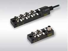 Turck's passive junctions with M8 connectors