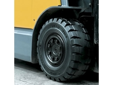 Industrial Forklift Tyres and Forklift Tyre Services by Solid Plus
