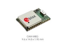Standalone positioning modules with U-Blox M8 concurrent GnSS antenna module