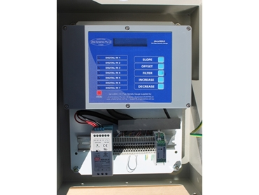 Electronic Control Cabinet Components