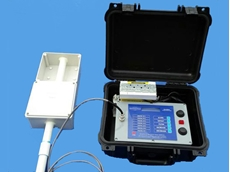 densiMAG portable slurry density gauge