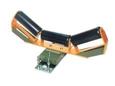 Single idler modular belt weigher