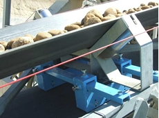 The MBW scales can be easily adapted to all activity segments employing belt conveyors