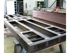 The heavy duty platform scales were supplied to GB Galvanising
