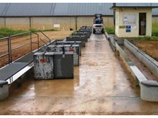 Weighbridge deck
