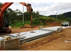 Ultrahawke's relocatable steel deck weighbridges can be disassembled and transported without the need for cranes or wide load vehicles