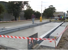 Weighbridge for Transwaste waste treatment facility