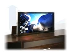 Leading edge, automated tv lifts