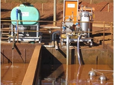 Ultraspin ES25 Oily Water Treatment System built to RTIO standards