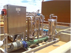 Ultraspin ES15 Water Treatment System