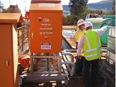 ES25 oil water separator
