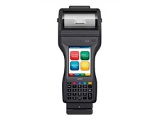Casio IT-9000 rugged handheld terminal with built-in printer