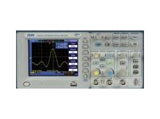 Dual channel digital storage oscilloscope