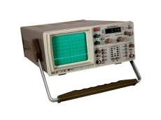 The Model 2630 spectrum analyser.