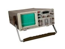 The Model 2630 spectrum analyser.