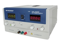 Model 1747 dual range DC power supply