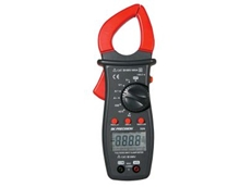 B&K's Model 325 clamp meter.