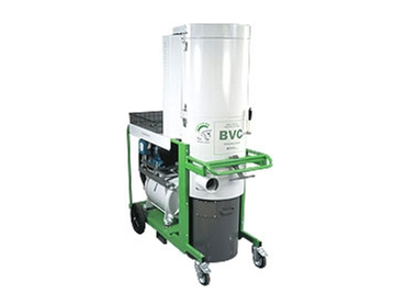 Industrial vacuum machines from United Air Specialists