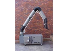 Smog-Hog mobile fume extraction systems