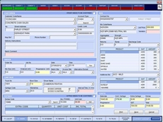 Batching system software from United Engineering & Software