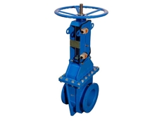 GYRO-Disc Rotating Disc Slurry Gate Valve