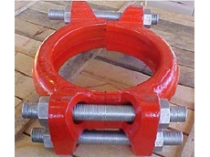 High Pressure Pipe Coupling