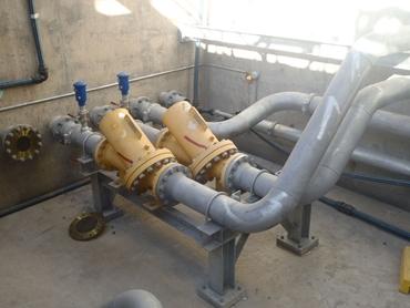 Maxi-check slurry ball check valves