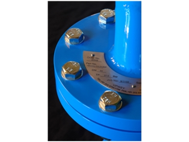 Slurry air release valves for Upwey