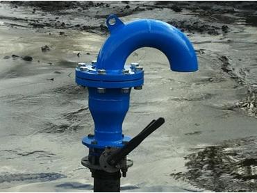 EZI-Vac Slurry valves from Upwey
