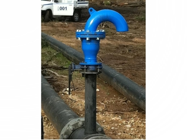 Slurry air release and vacuum break valves from Upwey