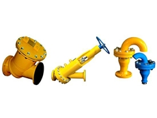 UVE's slurry valves
