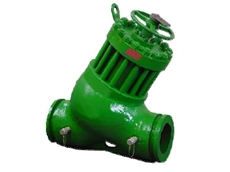 Safety isolation valves