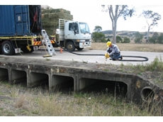 Uretek expanding structural resins can be used to stabilise culverts