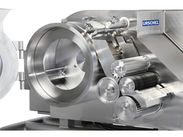 Affinity™ produces precision dices and strips at capacity outputs