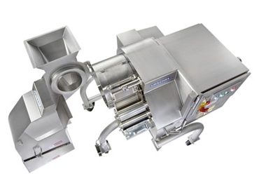 Affinity™ design allows for various discharge shuts to accommodate conveyor configurations