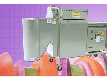 ETranslicer® cutter for vegetables, fruit and cooked meats from Urschel®