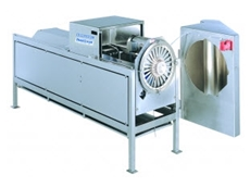 The TranSlicer 2000 Cutter slicing machine