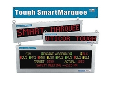 Uticor Tough SmartMarquee LED display signs