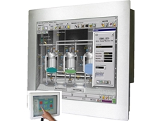 TFT Industrial Panel Monitor