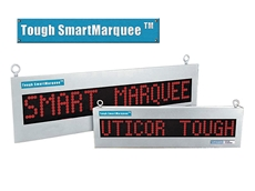 UTICOR and EZAutomation LED display signs for Industrial Automation from  Uticor AVG