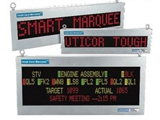 Uticor Tough SmartMarquee Energy Efficient LED Display Panels