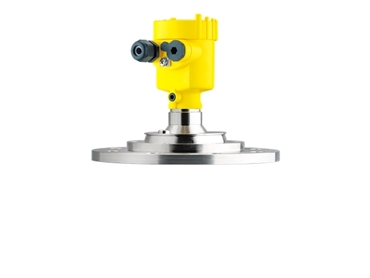 The VEGAPULS 69 Radar sensor for continuous level measurement of bulk solids