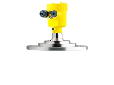 Radar Level Transmitters for Non Contact Measurement of Bulk Solids from VEGA Australia