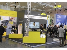 VEGA displays measurement technology at Hannover Fair 2012