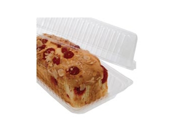Ultra PET® Bakery Packaging maximise product appeal and encourage impulse purchases