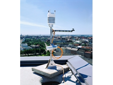 Compact, reliable weather measurement from Vaisala